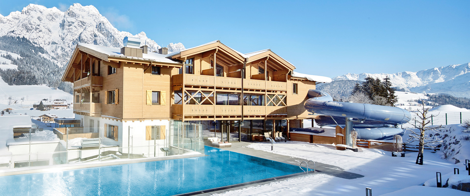 GOOD LIFE RESORT LEOGANG - die Riederalm